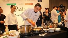 La cuisine italienne à l'honneur à Hô Chi Minh-Ville