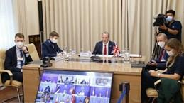 L'ASEAN et le Royaume-Uni coopèrent dans la lutte anti-COVID-19