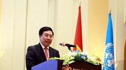 Le Vietnam attache une grande importance à ses relations avec l'ONU