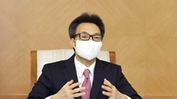 Le Vietnam appelle l'OMS à accélérer les livraisons de vaccins