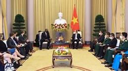 Le Vietnam et les États-Unis veulent promouvoir leur partenariat intégral