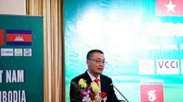 Le Forum de coopération commerciale Vietnam - Cambodge à Phnom Penh