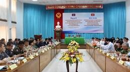 Promotion du commerce frontalier entre la province d'An Giang et celle cambodgienne de Kandal