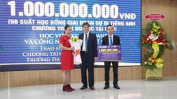 L'Université de Ba Ria-Vung Tau renforce la coopération dans la formation des ressources humaines