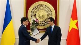 Nguyen Van Khanh nommé consul honoraire du Vietnam à Odessa (Ukraine)