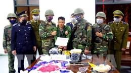 Un Laotien arrêté pour trafic de stupéfiants à Hà Tinh