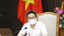 COVID-19 : le vice-Premier ministre Vu Duc Dam travaille avec Phu Yen et Khanh Hoa