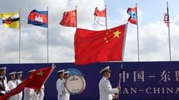 L'ASEAN et la Chine reprennent leurs négociations sur le COC en Mer Orientale