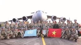 Le plaidoyer du Vietnam pour la paix en action