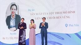 Remise du prix 2020 des dirigeantes de start-up vietnamiennes