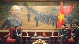 Les liens de défense Vietnam-Inde sont maintenus malgré le coronavirus
