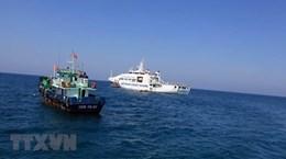 Les organes compétents vietnamiens suivent de près la situation en Mer Orientale
