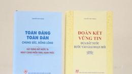 Séminaire sur deux livres du secrétaire général du PCV Nguyên Phu Trong