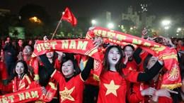 Victoire historique du football vietnamien aux SEA Games 30