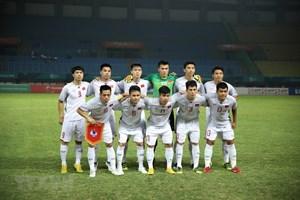 Le PM décerne le satisfecit à l'équipe olympique de football masculin du Vietnam