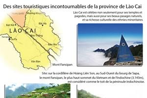 Des sites touristiques incontournables de la province de Lào Cai