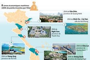 [Infographie] Les ZE maritimes et côtières au Vietnam