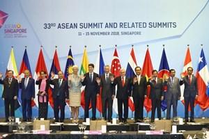 Activités du PM Nguyen Xuan Phuc au 33e Sommet de l'ASEAN et aux réunions connexes