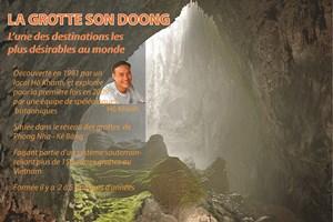 La grotte Son Doong, l'une des destinations les plus désirables au monde