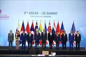 Le Premier ministre Nguyen Xuan Phuc au 6e Sommet ASEAN - États-Unis