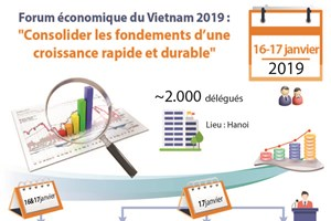 Forum économique du Vietnam 2019 :