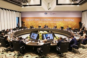 L'APEC 2017 a rehaussé le rôle international du Vietnam