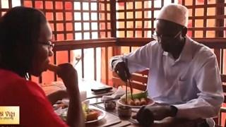 Le «nem», symbole de la cuisine et de la culture vietnamiennes au Sénégal
