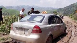 Trois hommes chinois arrêtés à Son La pour vol et meurtre