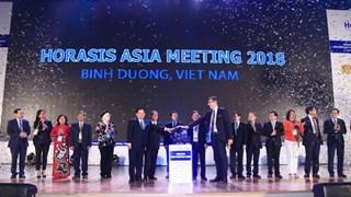 Binh Duong continue d'organiser le forum Horasis Asia Meeting 2019