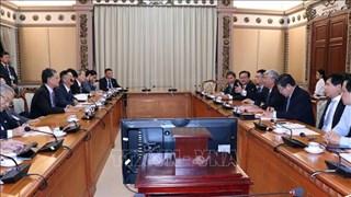 Ho Chi Minh-Ville souhaite intensifier sa coopération avec les entreprises japonaises