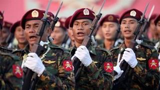 L'armée birmane suspend ses opérations durant un mois