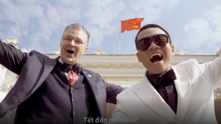 Têt: l'ambassadeur américain au Vietnam adresse ses vœux de Nouvel An en rappant