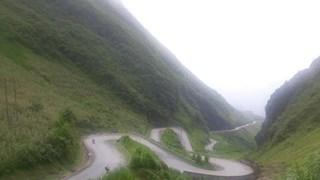"""La route du """"Bonheur"""" - la route du patrimoine de Ma Pi Leng"""