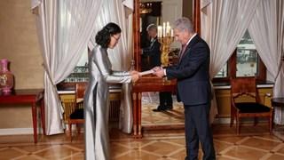 Le Vietnam prend en haute considération la coopération avec la Finlande