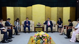 Da Nang veut promouvoir sa coopération multiforme avec la ville sud-coréenne de Daegu
