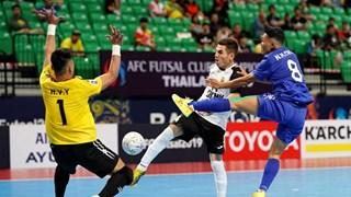 Championnat des clubs de futsal d'Asie 2019 : Thai Son Nam finit 3e