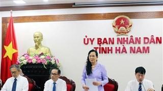Le Japon salue le potentiel d'investissement de la province de Ha Nam