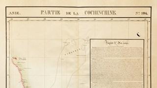 Les anciennes cartes affirment la souveraineté du Vietnam sur Hoang Sa et Truong Sa