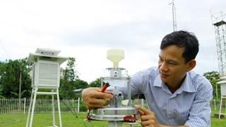Renforcer la capacité de prévision des phénomènes météorologiques extrêmes en Asie du Sud-Est