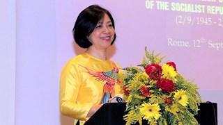 Italie - destination de plus en plus populaire pour les étudiants vietnamiens