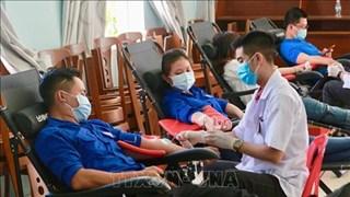 """Lancement de la campagne de don du sang """"Red Journey"""" 2021"""