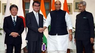 Le Japon et l'Inde s'engagent à coopérer avec l'ASEAN pour la paix et la prospérité