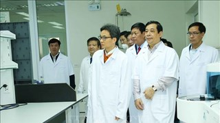 Réunion d'urgence sur la lutte contre le nouveau coronavirus