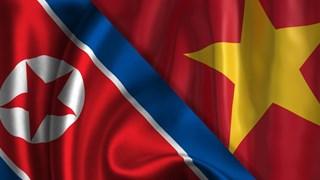 Vietnam-RPDC: Messages de félicitations pour les 70 ans de l'établissement des liens diplomatiques
