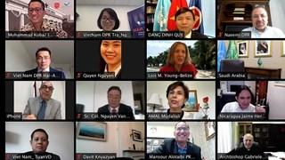 La Mission permanente du Vietnam auprès de l'ONU célèbre la Fête nationale du Vietnam