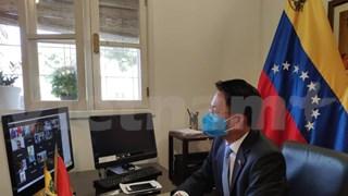 Le Vietnam et le Venezuela encouragent la coopération dans le secteur de la santé