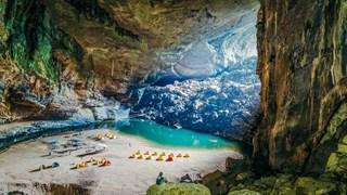 Quang Binh réduira de moitié les frais d'entrée dans ses célèbres grottes en 2022