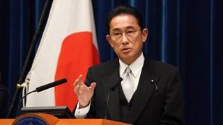 Le chef du gouvernement Pham Minh Chinh félicite le nouveau Premier ministre du Japon