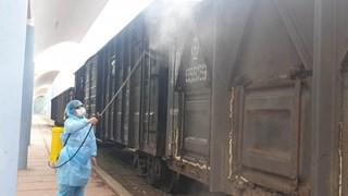 COVID-19: Lang Son s'emploie à promouvoir le fret ferroviaire