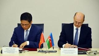 Réunion du Comité intergouvernemental Vietnam-Azerbaïdjan